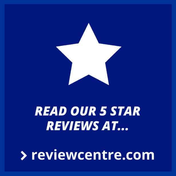 Read our 5 star reviews