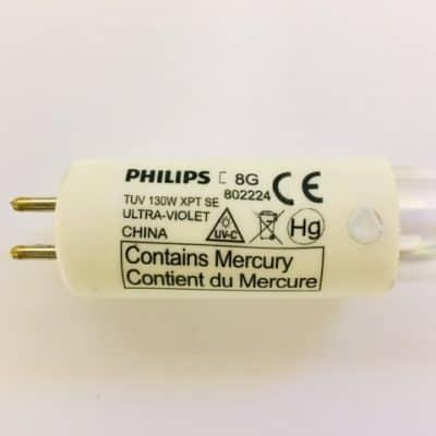 Philips TUV 130W XPT SE amalgam lamp